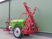 Opryskiwacz Polowy Przyczepiany Rozkładany Hydrauliczne 1500L HX PROMAR