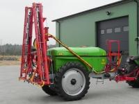 Opryskiwacz Polowy Przyczepiany Rozkładany Hydrauliczne 2000L HU PROMAR Włoska Lanca BARGAM