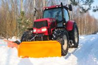 Pług do Śniegu PRONAR PUV-3000 iPUV-3300